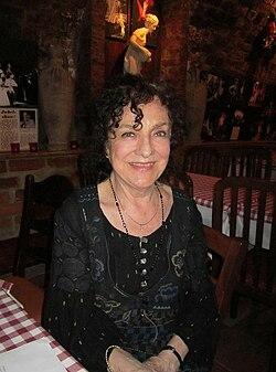 Pontén i Kabarethvælvingen på restauranten Michelangelo i den Gamle by i maj 2013