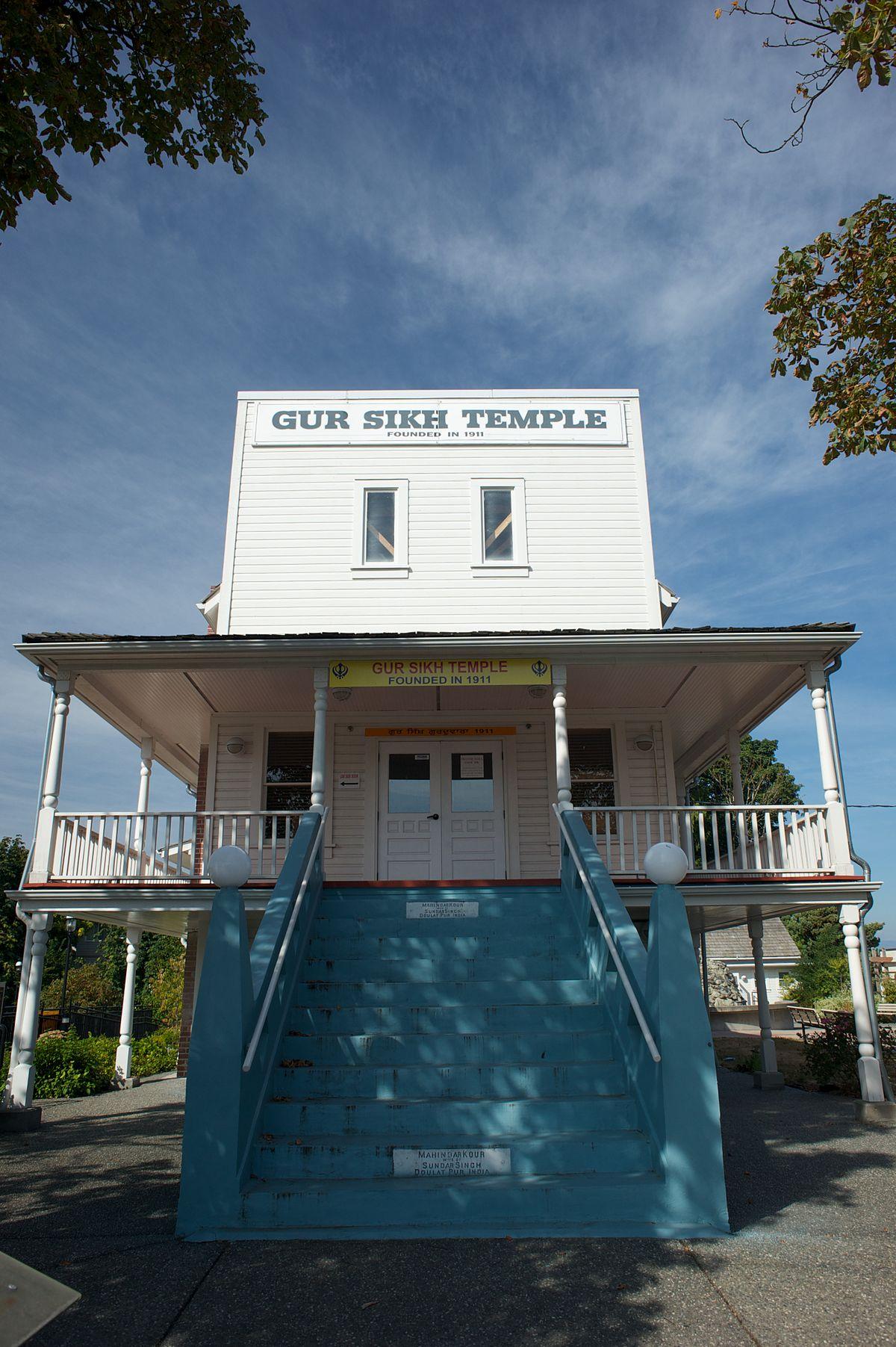 Gur Sikh Temple Wikipedia