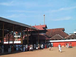 Guruvayur Temple Hindu temple in the town of Guruvayur, Kerala, India
