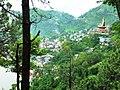 Guru Rinpoche overlooking Rewalsar.jpg