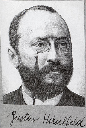 Gustav Hirschfeld