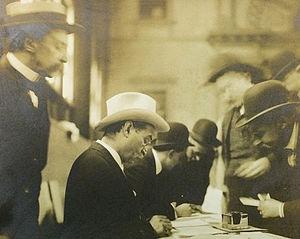 Coroner of New York City - Gustav Scholer served New York County from 1902 to 1905