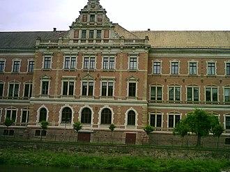 Grimma - Image: Gymnasium Grimma 2006