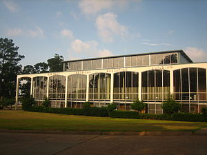 Louisiana College - H.O. West Physical Education Building is named for Minden businessman and retailer Herman O. West (1900–1981), who was named LC board president in 1958.