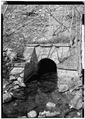 HALES BROOK CULVERT IN OSINING. - Old Croton Aqueduct, New York, New York County, NY HAER NY,31-NEYO,87-52.tif