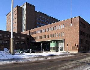 Helsinki Court House - Helsingin oikeustalo