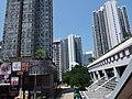 HK 葵芳 Kwai Fong 興寧路 Hing Ning Road 葵仁路 Kwai Yan Road Kwai Chung Plaza New Gardens May 2019 SSG 03.jpg