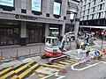 HK 香港電車 Hongkong Tramways 德輔道中 Des Voeux Road Central the Tram 120 view July 2019 SSG 01.jpg