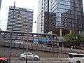 HK Bus 101 view 金鐘道 Queensway August 2018 SSG 01.jpg