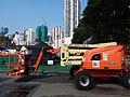 HK CWB 銅鑼灣 Causeway Bay 高士威道 Causeway Road near Victoria Park September 2019 SSG 06.jpg