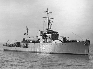 <i>Bangor</i>-class minesweeper