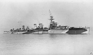 HMS Danae (D44) - Image: HMS Danae (D44)