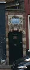 haarlem - bakenessergracht 68 (poortje)
