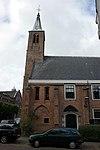haarlem - waalse kerk (zijkant)