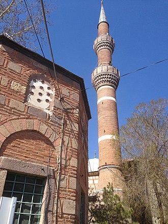 Hacı Bayram-ı Veli - Image: Hacıbayramcamii