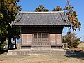 Hachiman-jinja, at Futaba-chō, Toyokawa, Aichi (2018-11-25) 04.jpg