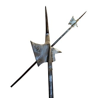 Swiss arms and armour - Swiss halberd (early 16th century)