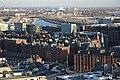 Hamburg Speicherstadt from St Nikolai 2019-02.jpg