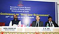 Hansraj Gangaram Ahir at the inauguration of the first National Conference on Drug Law Enforcement, organised by Narcotics Control Bureau (NCB), Ministry of Home Affairs, in New Delhi.jpg