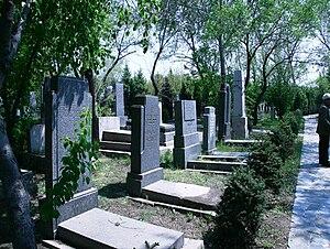 Harbin Jewish Cemetery1