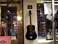 Hard Rock Cafe Atlanta Guitar in Gift Shop 1.JPG