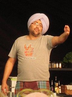 Hardeep Singh Kohli British broadcaster