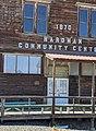 Hardman, Oregon Community Center - Founded 1870.jpg