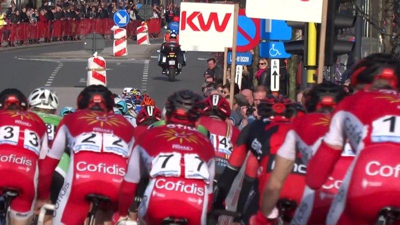 File:Harelbeke - Driedaagse van West-Vlaanderen, etappe 1, 7 maart 2015, aankomst (A37A).ogv
