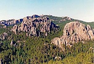 Harney Peak aka Black Elk Peak