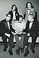 Harvey Jerome Brudner (1931-2009) of Westinghouse and Glenn Theodore Seaborg (1912-1999) in 1973 with winners of the Society for Science & the Public award in science and technology studies.jpg