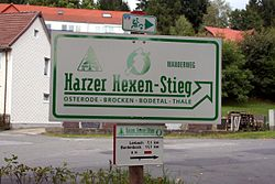 Start in Osterode am Harz