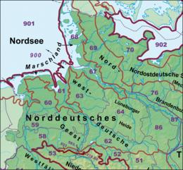 Haupteinheitengruppen Tiefland Westteil.png