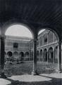 Hauser y Menet (1891) Alcalá de Henares, Archivo General Central, el patio de Fonseca.png