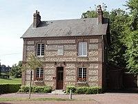 Hautot-le-Vatois (Seine-Mar.) mairie-école.jpg