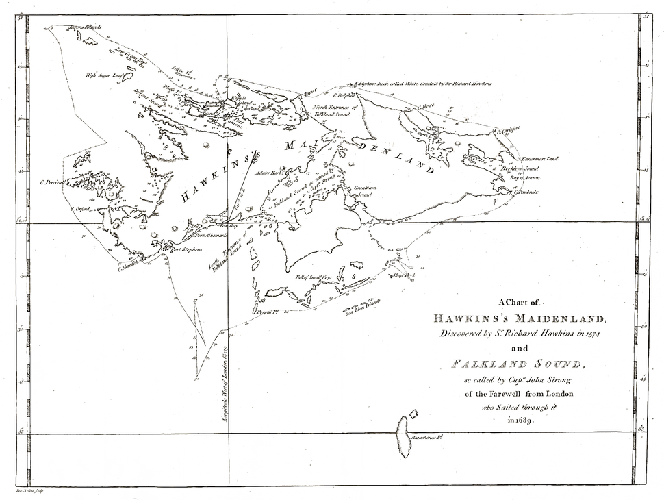 Hawkesworth-Byron-Map