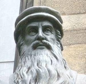 Head of John Knox