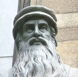 Perth, Scotland - Statue of John Knox