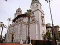 Hearst Castle San Simeon State Historical Monument, San Simeon, California, USA - panoramio.jpg