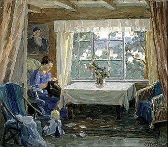 Jonas Heiska - Image: Heiska Housework