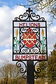 Helions Bumpstead village sign - geograph.org.uk - 1763961.jpg