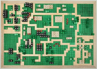 Johann Christian Ludwig Hellwig - A reconstruction of Hellwig's wargame, based on his 1780 manual.