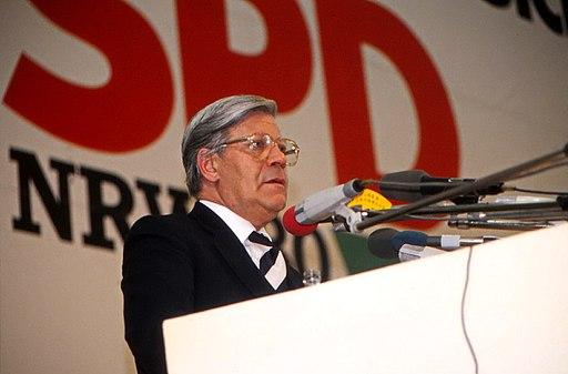 Helmut Schmidt SPD Parteitag Köln a
