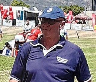 Hennie Bosman South African actor