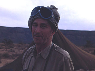 Henri Lhote French anthropologist