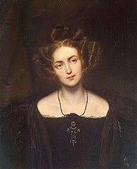 Portrait of Henriette Sontag