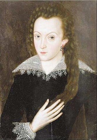 Cobbe portrait - The Cobbe portrait of Southampton