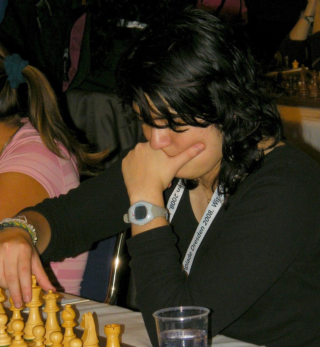 Heredia serrano carla 20081120 olympiade dresden.jpg