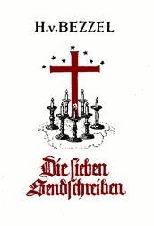 Die sieben Sendschreiben der Offenbarung St. Johannis