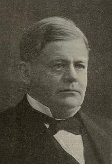 Herschel M. Hogg American politician