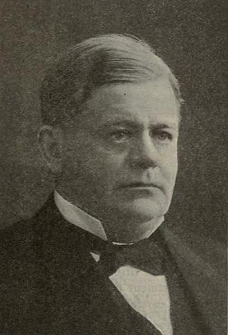 Colorado's 2nd congressional district - Image: Herschel M. Hogg (Colorado Congressman)
